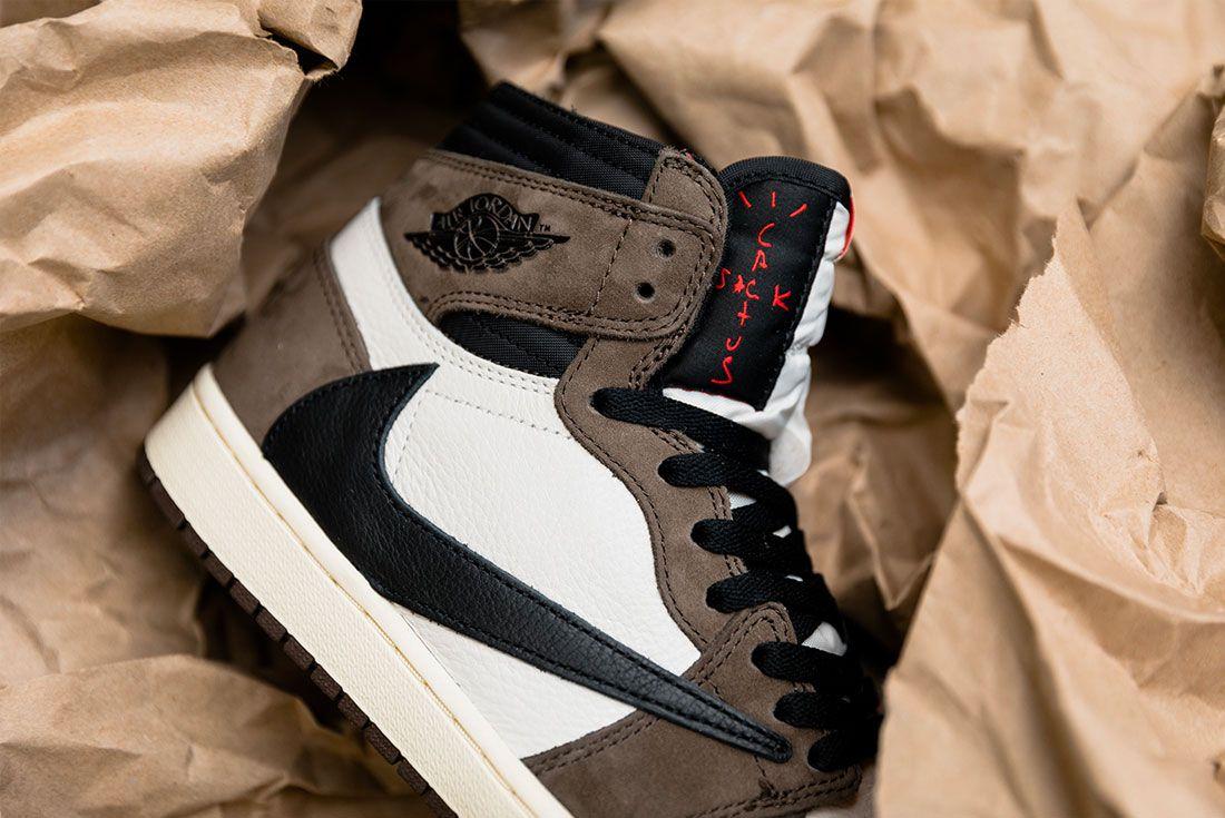 The Sneaker Evolution Of Travis Scott 4