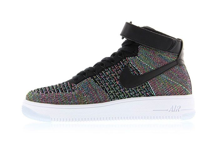 Nike Air Force 1 Flyknit Ultra Multicolour 3