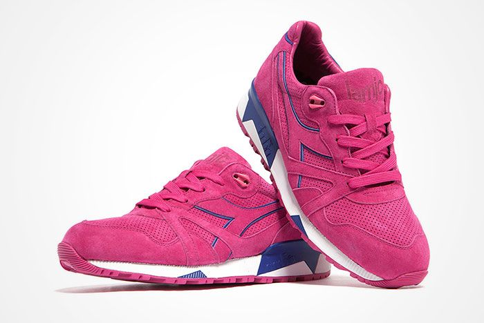 La Mjc X Diadora All Gone 2012 Feature