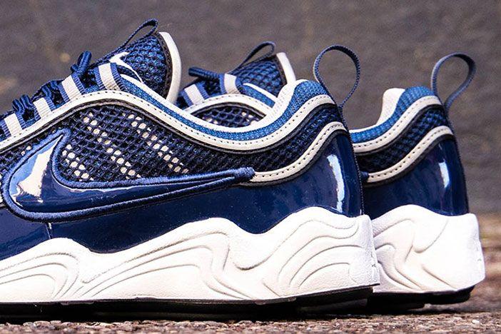 Nike Air Zoom Spiridon 16 Blue 3
