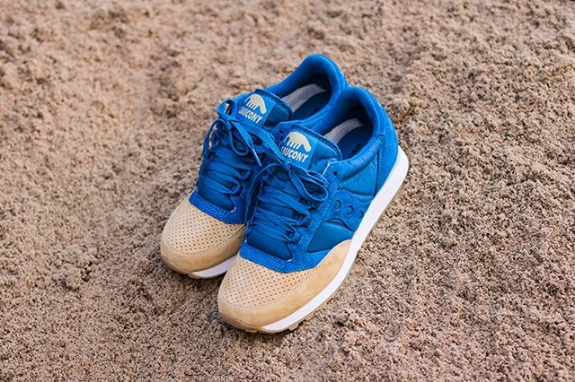 Anteater Saucony Jazz Original Sea And Sand Bump 4