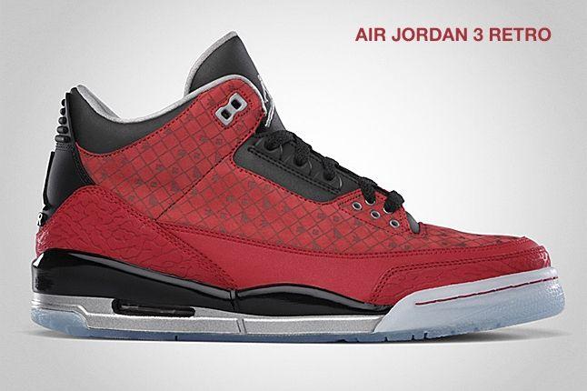 Air Jordan 3 Retro Red 1