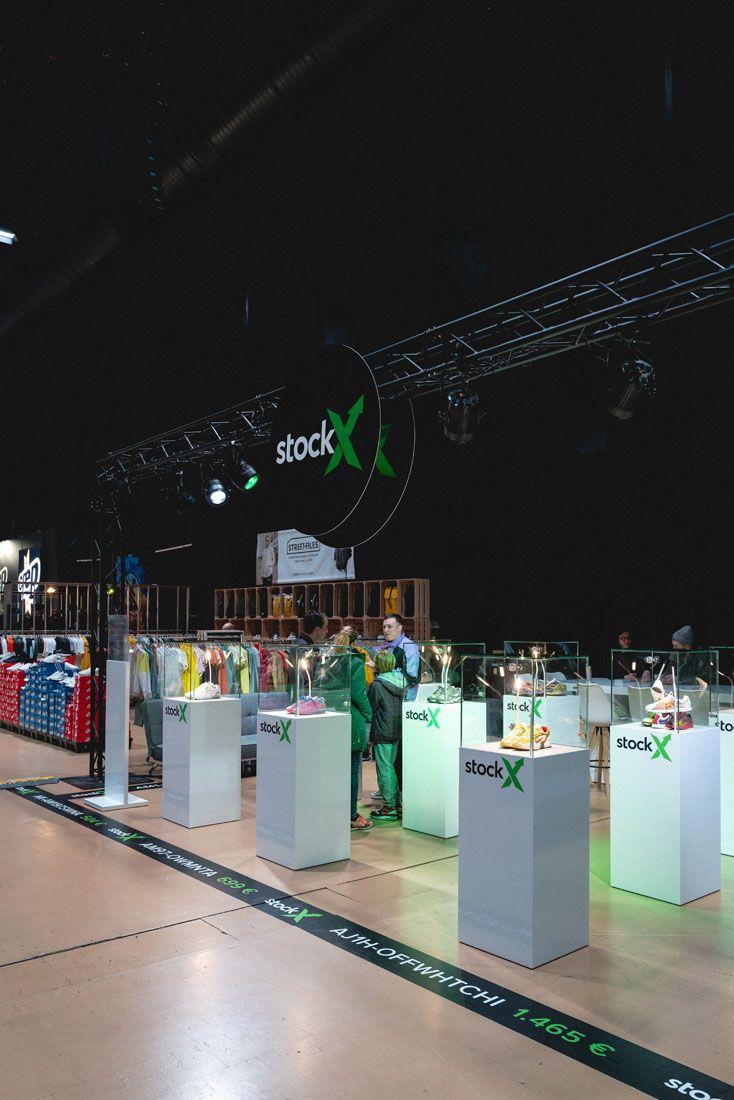 Sneakerness Zurich 2019 Event Recap 10 Stock X Booth