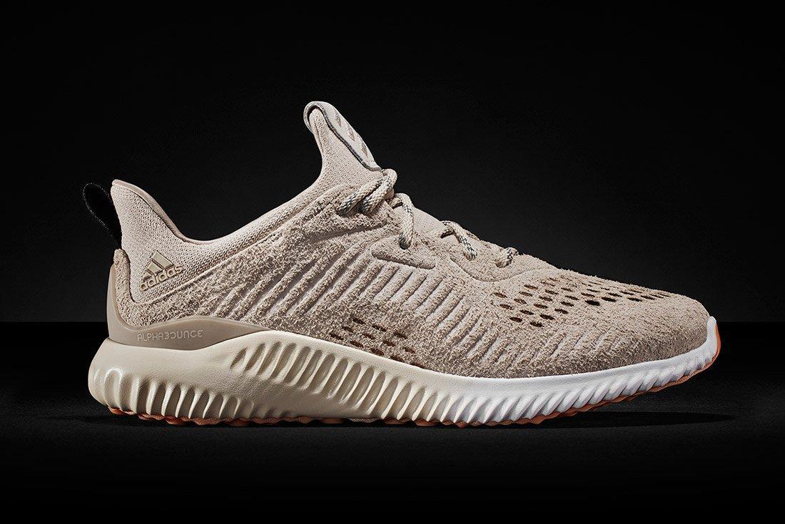 Adidas Alphabounce Suede 19