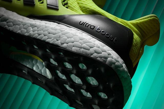 Adidas Ultra Boost Solar Yellow 4