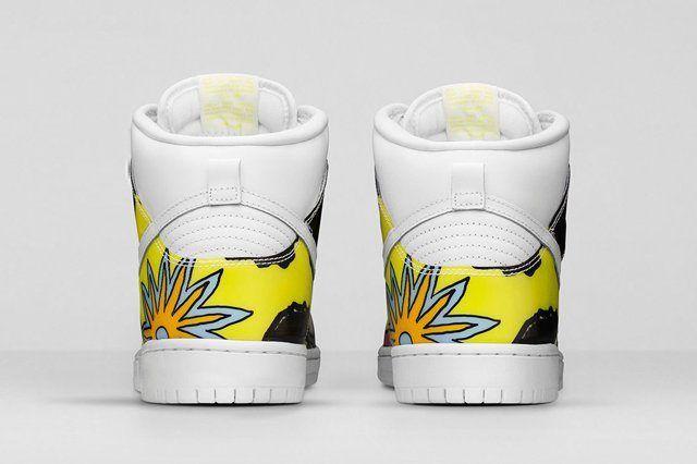 Nike Dunk Hi De La Soul Bumper 5
