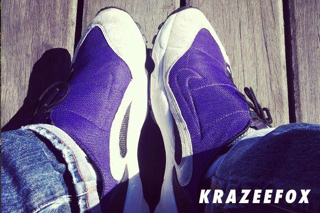 Krazeefox Nike Footscapes 1