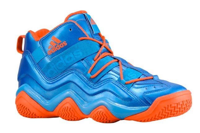 Adidas Top Ten 2000 Knicks Three Quater 1