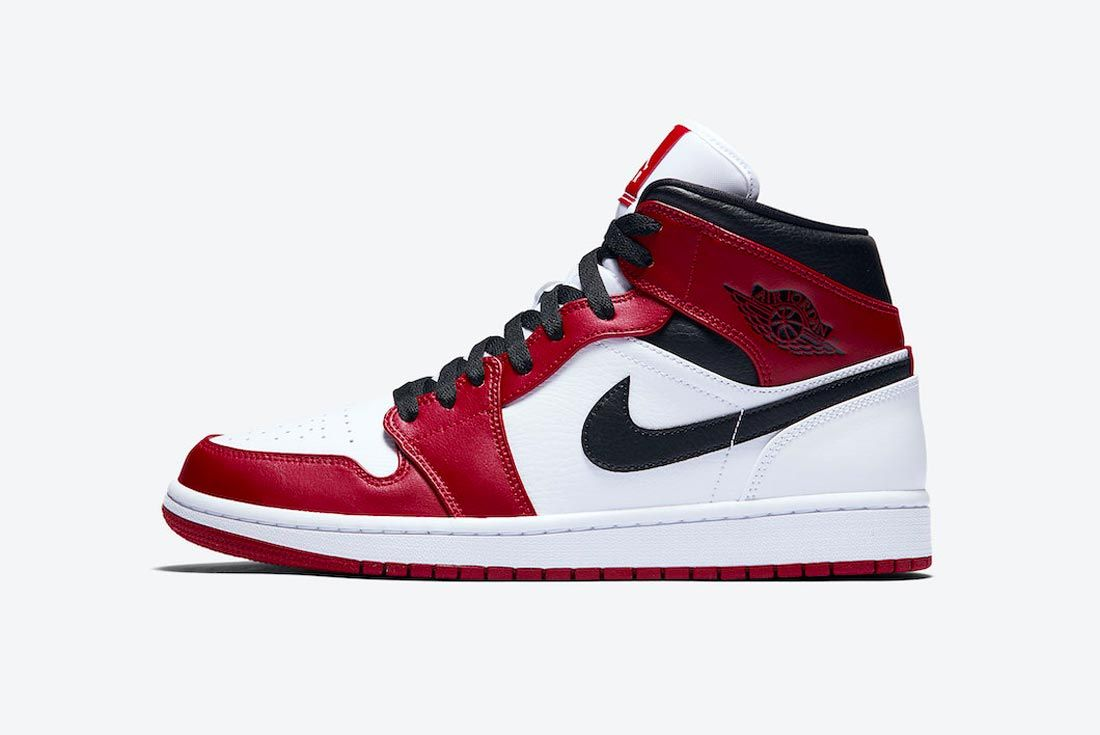 Air Jordan 1 Mid 'Chicago'