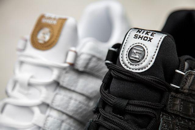 Nike Shox Nz Premium Croc Pack 2