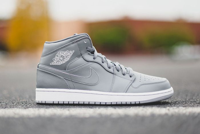Air Jordan 1 Cool Grey Clay Grey 1