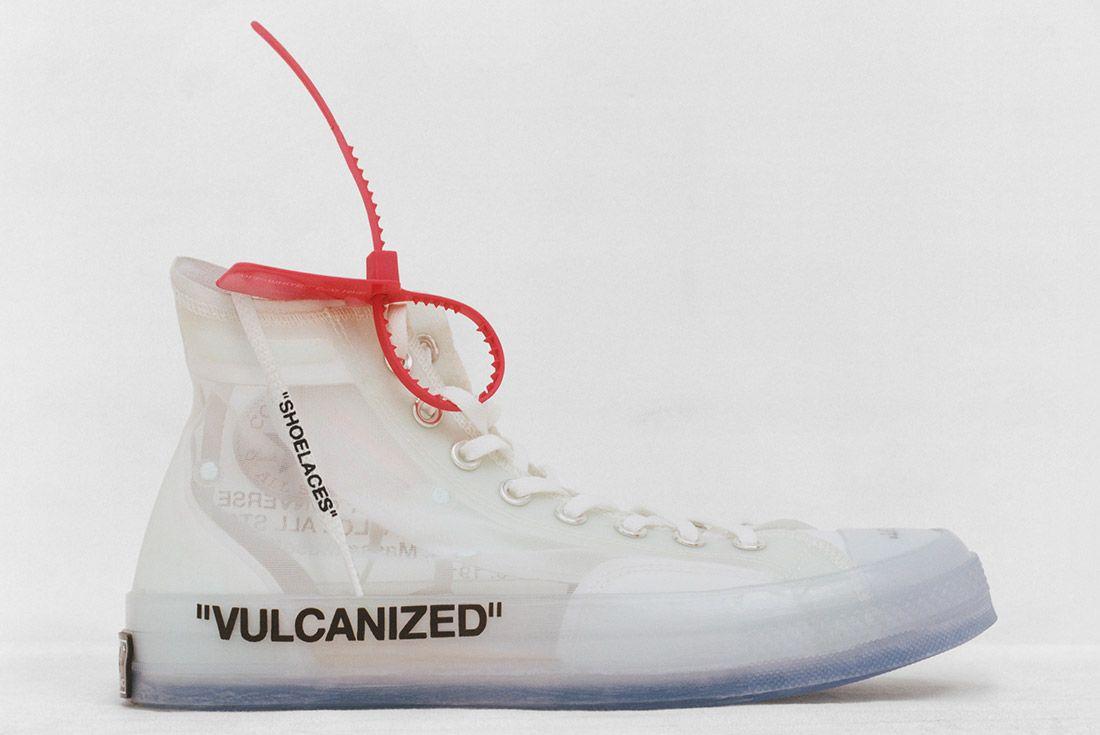 Virgil Abloh Off White Nike Converse Chuck Taylor Power Ranking Sneaker Freaker2