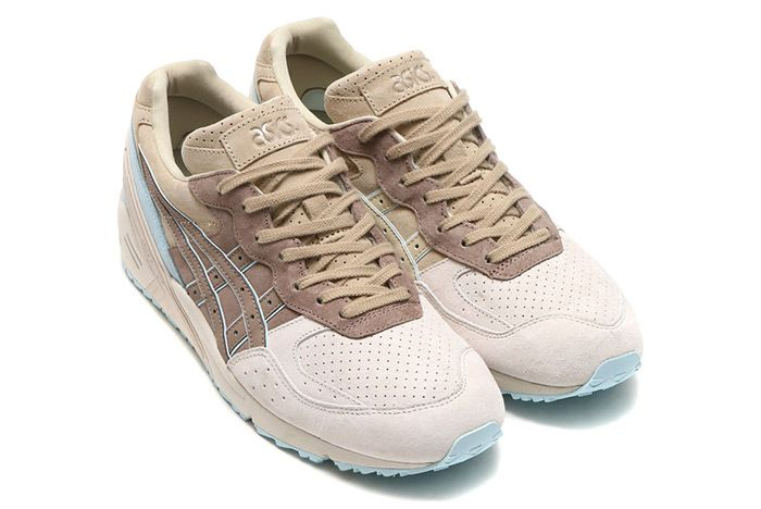 Asics Gel Sight Taupe Grey 4