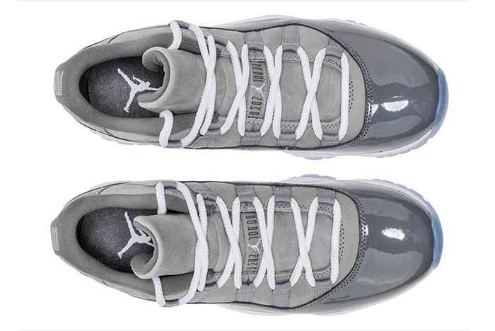 Air Jordan 11 Low Cool Grey 1