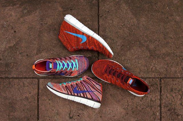 Nike Free Flyknit Chukka October Releases 7