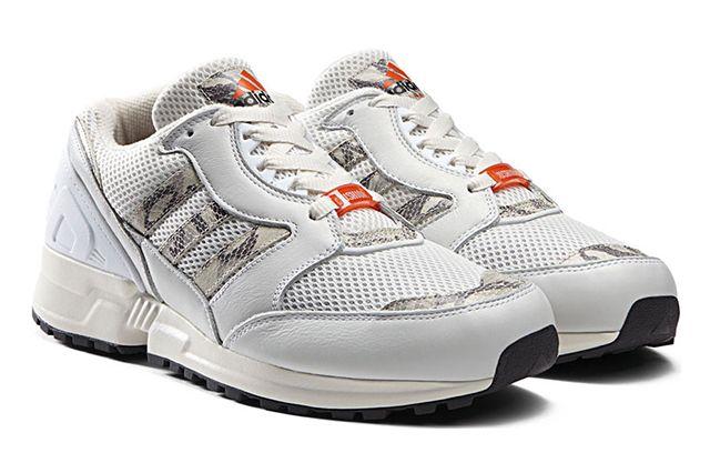 Adidas Originals Eqt Running Cushion Snake Lux Pack White 02