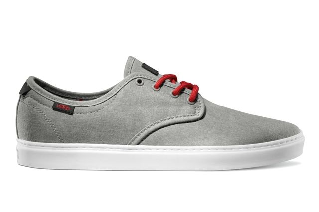 Vans Otw Collection Ludlow Bamboo Grey White Holiday 2013