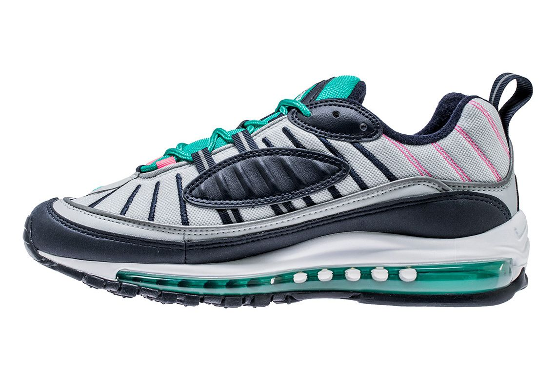 Nike Air Max 98 South Beach 1640744 005 2 Sneaker Freaker