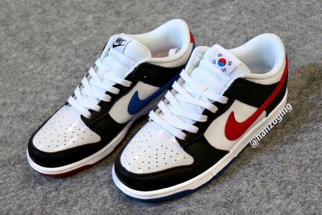 Nike Dunk Low 'South Korea' leaked shots