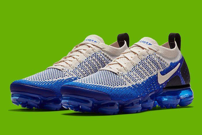 Nike Air Vapormax 2 White Blue 1