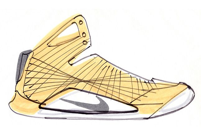 The Making Of The Nike Air Hyperdunk 3 1