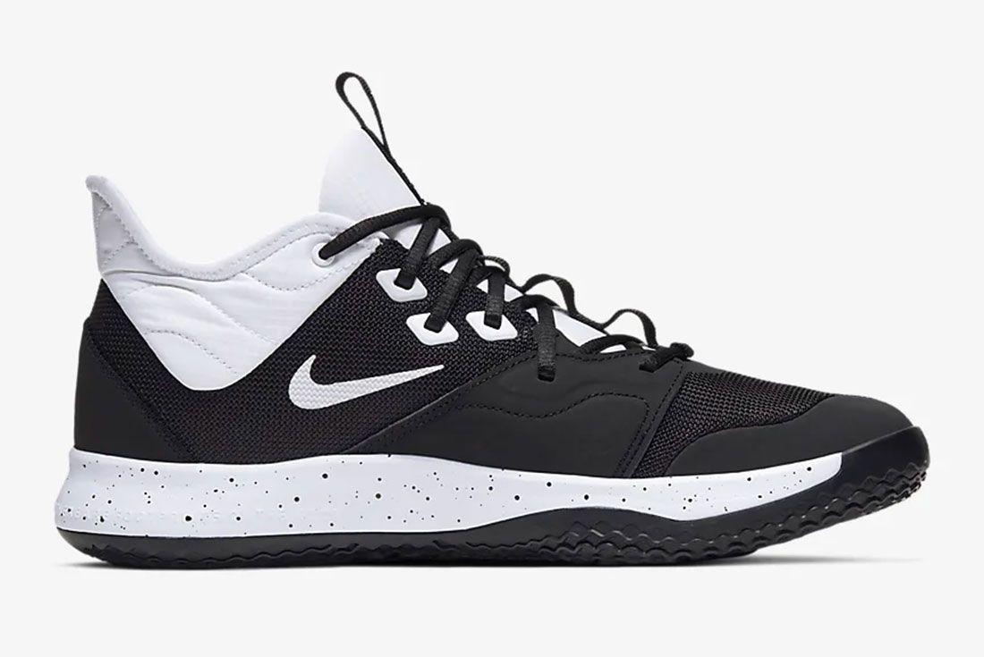 Nike Pg 3 Gear Up University Black Side1