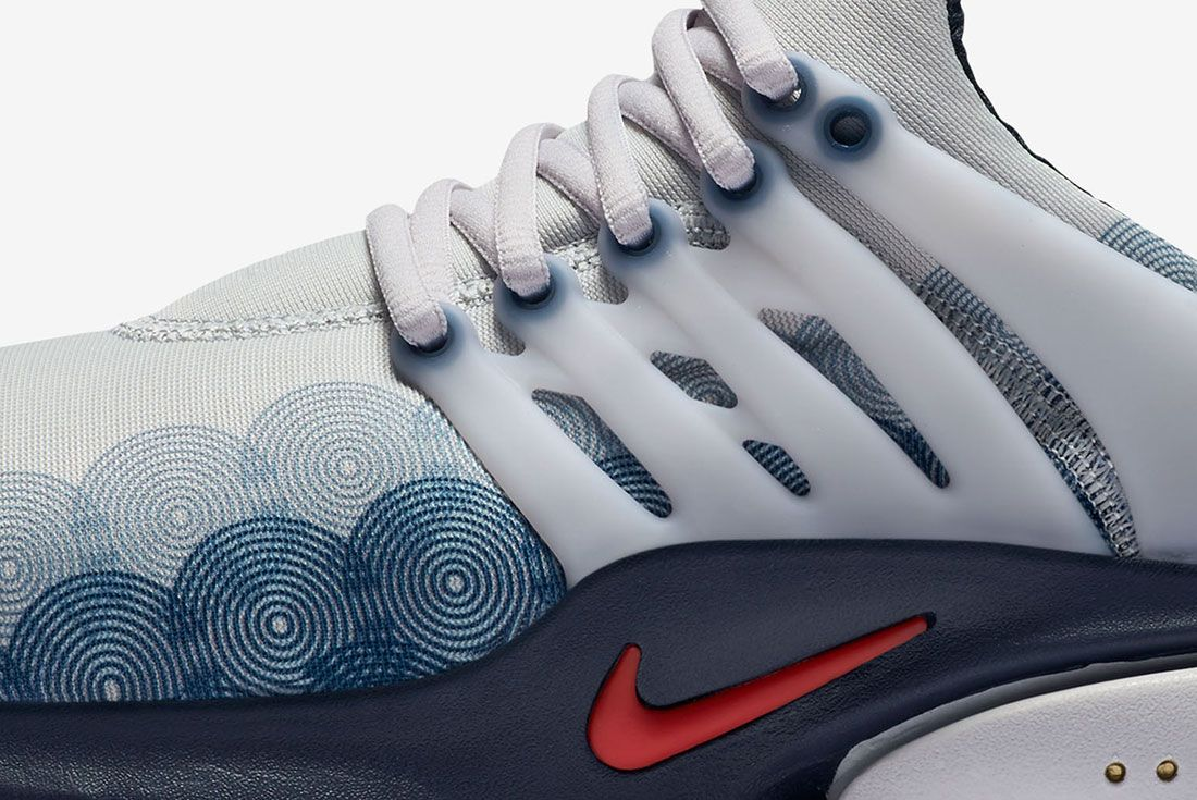 Nike Air Presto Olympic 8