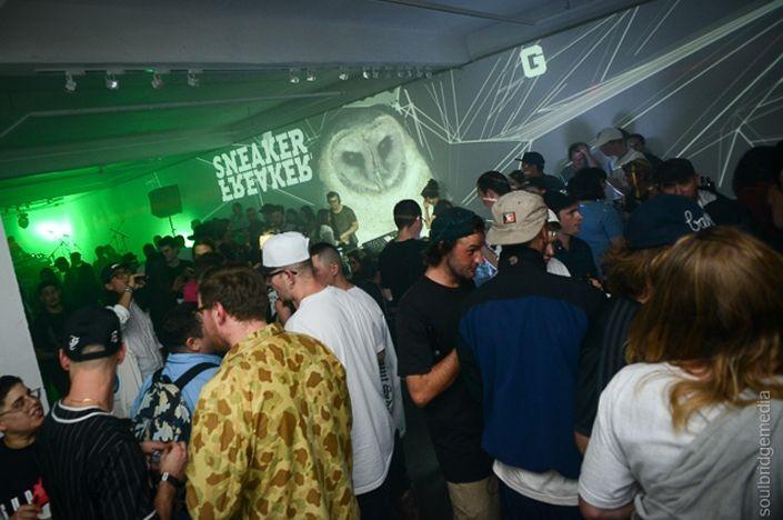 Sneaker Freaker G Shock Launch 42