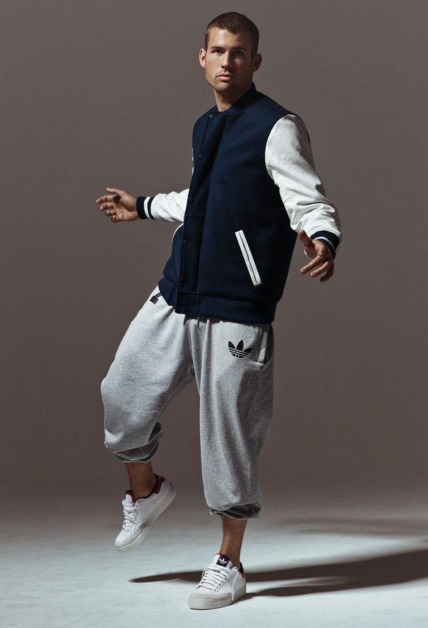 Adidas Originals James Bond David Beckham Lookbook 4 1
