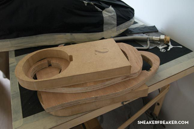Doom Sneaker Speakers Making Of 8 1