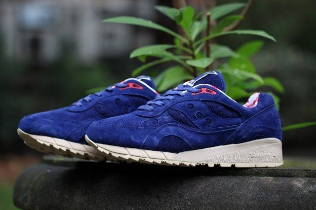 Bodega Saucony Shadow 6000 Sweater Pack 7