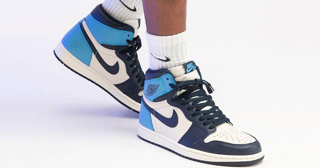 On-Foot: Air Jordan 1 High OG 'Obsidian