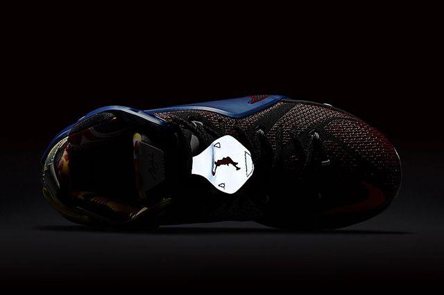 Nike Lebron 12 What The7