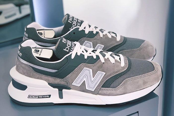 New Balance 997S Grey Usa