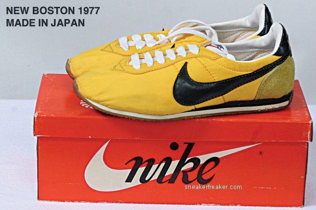 Vintage Collector Lindy Darrell Nike Runners 45