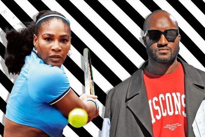 Virgil Abloh Serena Williams Off White Nike