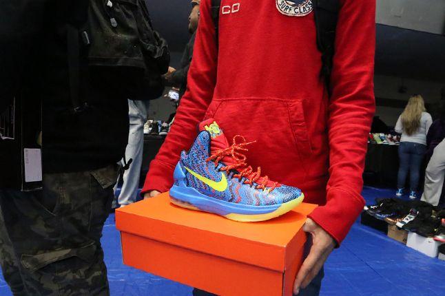 Sneaker Con Atlanta Nike Zoom Kd 2013 1