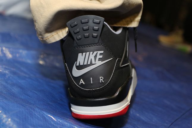Sneaker Con Atlanta Jordan 4 1