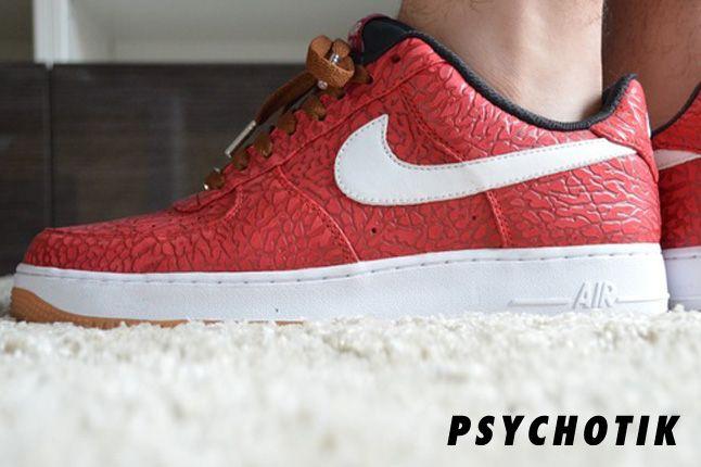 Psychotik Nike Air Force 1