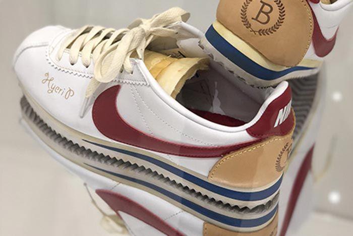 South Korea Puts On Wild Custom Sneaker Exhibition 6