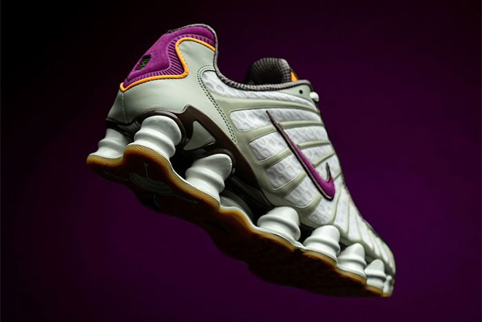 Size Nike Shox Tl Viotech Springs