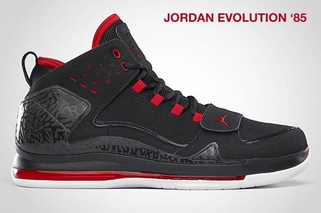 Jordan Evolution 85 Red 1