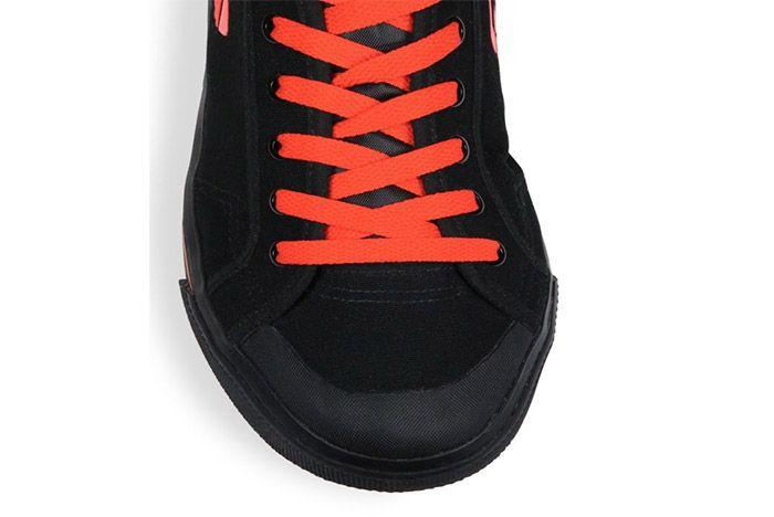 Raf Simons Adidas Spirit Low Top Black 4