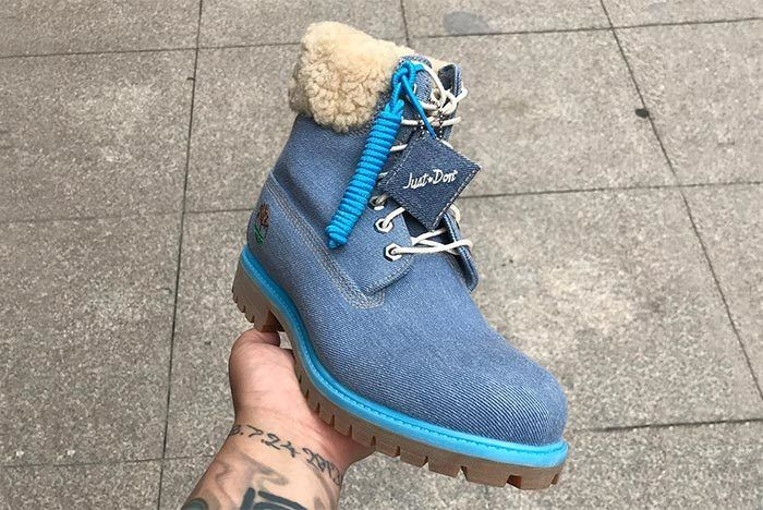Don C X Timberland Boot 1