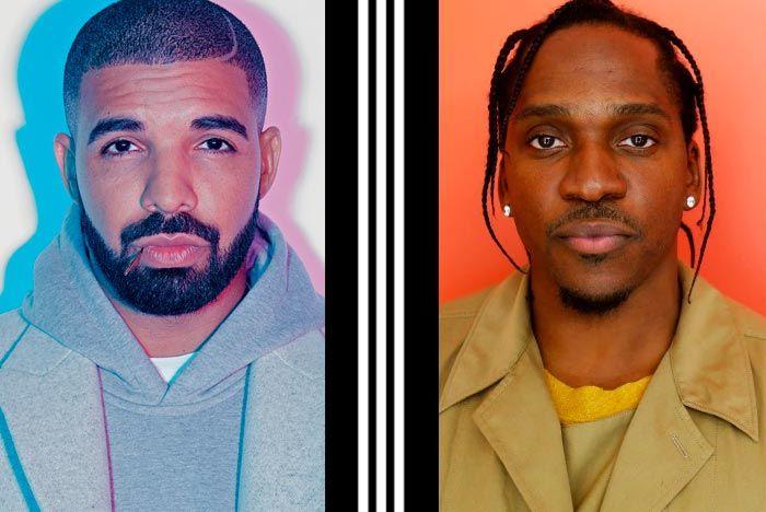 Drake Pusha T Adidas