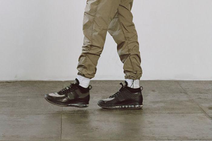 Nike Lebron Icon Triple Black First Look 3