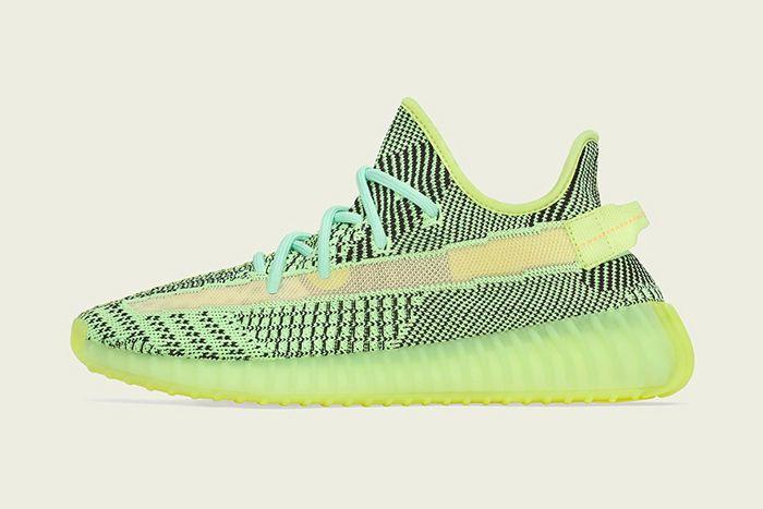 Adidas Yeezy Boost 350 Yeezreel Fw5191 Release Date Left