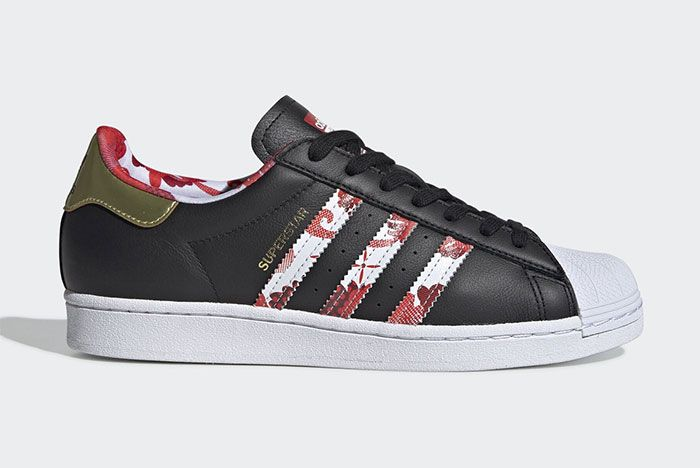 Adidas Chinese New Year Superstar 2
