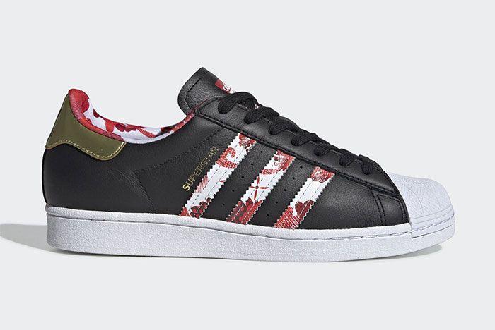 Adidas Chinese New Year Superstar 2