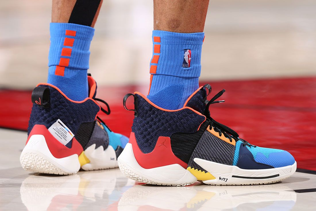 Westbrook Why Not Zero 2 On Foot